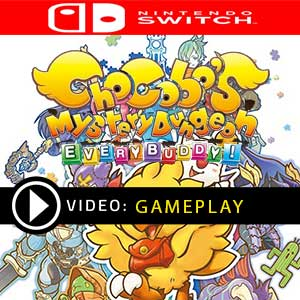Chocobo's Mystery Dungeon EVERY BUDDY Nintendo Switch Prices Digital or Box Edition