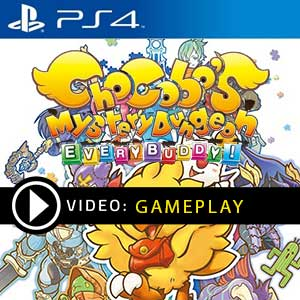 Chocobo's Mystery Dungeon EVERY BUDDY PS4 Prices Digital or Box Edition