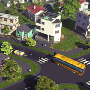 Cities Skylines Shooting Roads