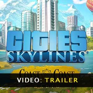 Buy Cities Skylines Coast to Coast Radio CD Key Compare Prices