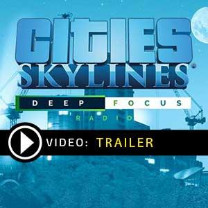 Buy Cities Skylines Deep Focus Radio CD Key Compare Prices