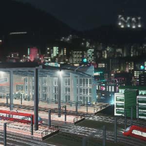 Cities Skylines Mass Transit Gameplay Image