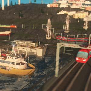 Cities Skylines Mass Transit railway