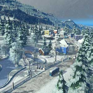 Cities Skylines Snowfall World Warmth, Too