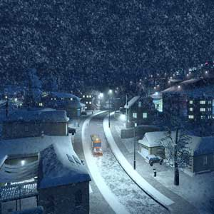 Cities Skylines Snowfall Plowers to the People