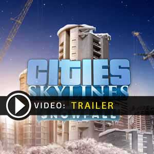 Buy Cities Skylines Snowfall CD Key Compare Prices