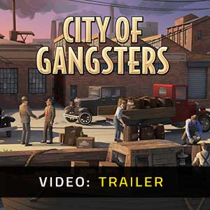 City of Gangsters Video Trailer