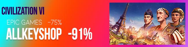 Civilization 6 CD Key Compare Prices