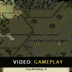 Civil War 1864 Gameplay Video