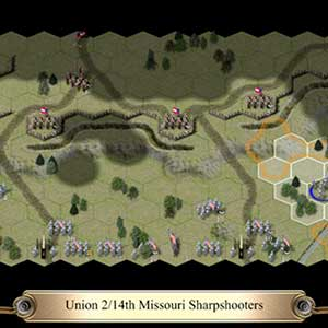 Unique Civil War Units