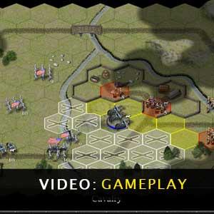 Civil War 1863 Gameplay Video