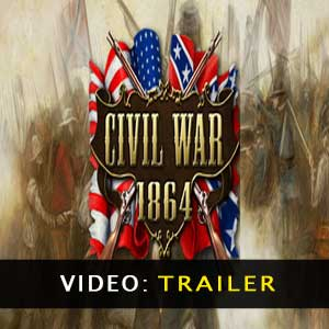 Buy Civil War 1864 CD Key Compare Prices
