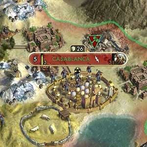 Civilization V Brave New World - Town