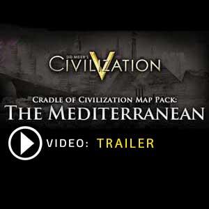 Buy Civilization 5 Cradle of Civilization Map Pack Mediterranean CD Key Compare Prices