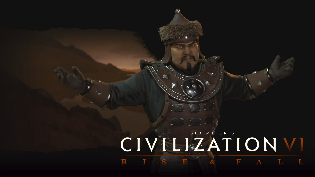 Civilization 6 Rise and Fall Trailer Cover