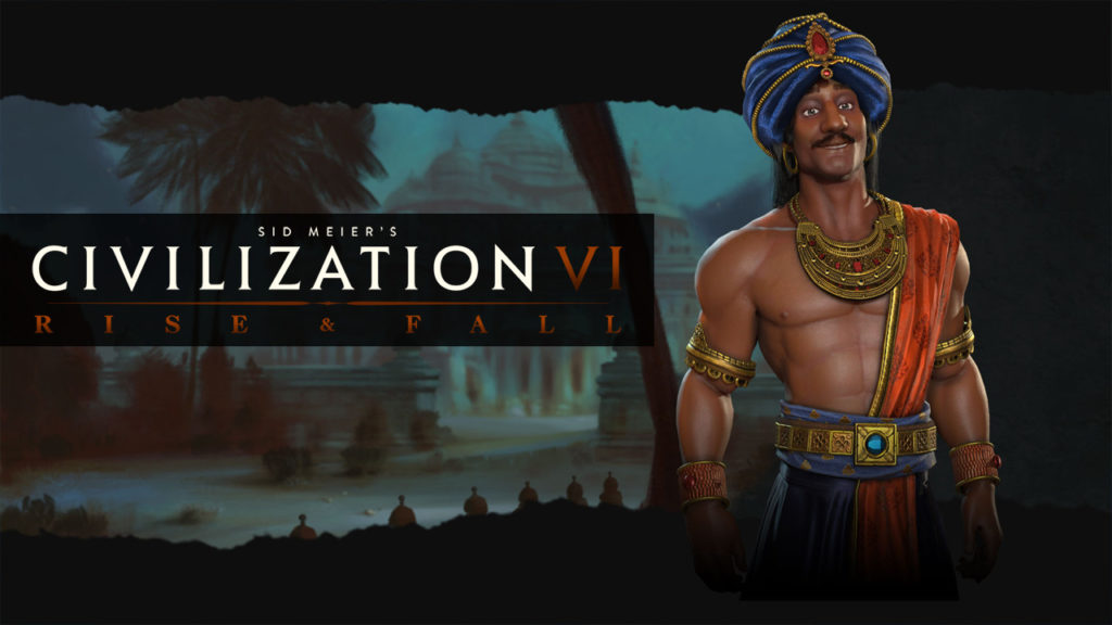 Civilization 6 Rise and Fall Video Cover