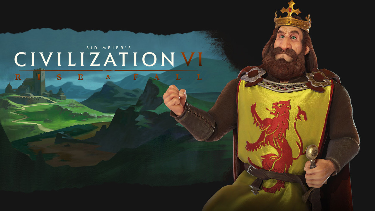 Civilization 6 Rise And Fall Leader Cover