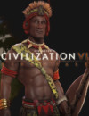 Shaka Leads the Zulus into Battle in Civilization 6 Rise and Fall