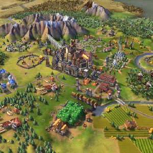 Expansive Empires in Civilization 6