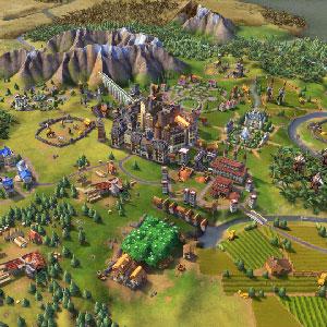 Expansive Empires in Civilization 6