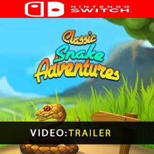 Classic Snake Adventures Nintendo Switch Prices Digital or Box Edition