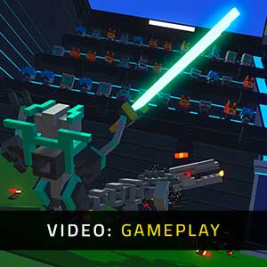 Clone Drone in the Danger Zone Gameplay Video