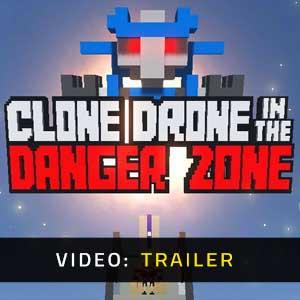 Clone Drone in the Danger Zone Video Trailer