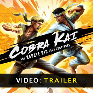 Cobra Kai The Karate Kid Saga Continues Trailer Video