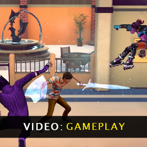 Cobra Kai The Karate Kid Saga Continues Gameplay Video