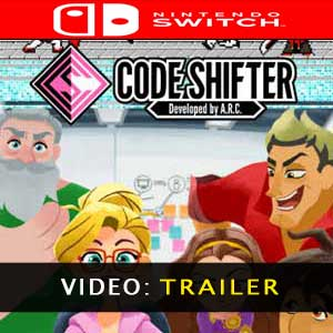 CODE SHIFTER Nintendo Switch Prices Digital or Box Edition