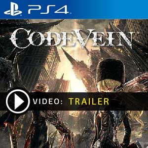 Code Vein PS4 Prices Digital or Box Edition