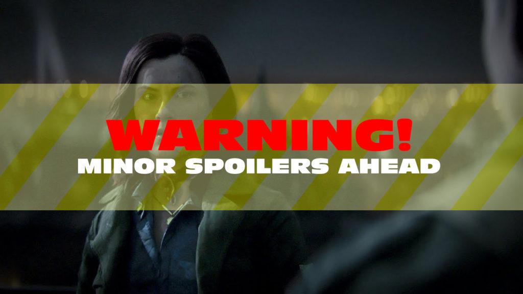 Call of Duty WW2: Spoiler Warning