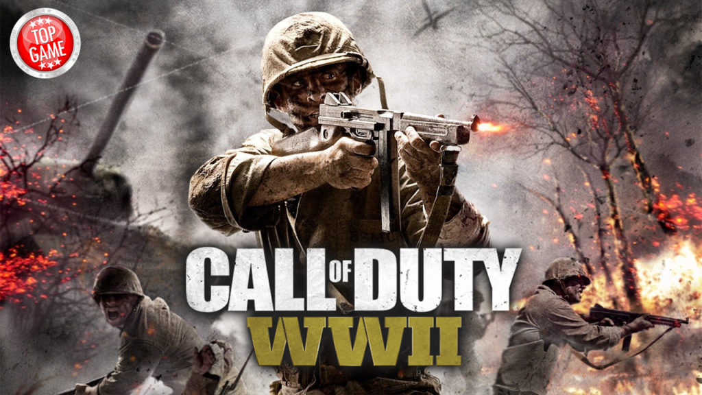 Call of Duty WW2 Details Cover