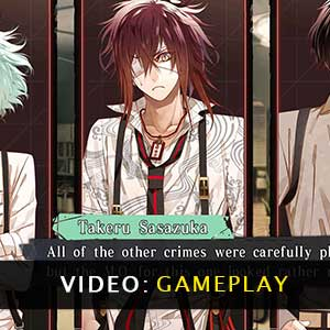 Collar X Malice Gameplay Video