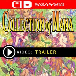 Collection of Mana Nintendo Switch Prices Digital or Box Edition