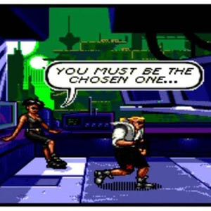 Comix Zone - Chosen One