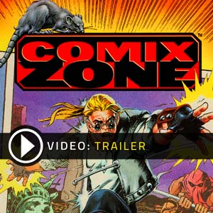 Buy Comix Zone CD Key Compare Prices