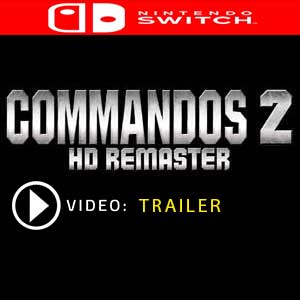 Commando 2 HD Remaster Nintendo Switch Prices Digital or Box Edition