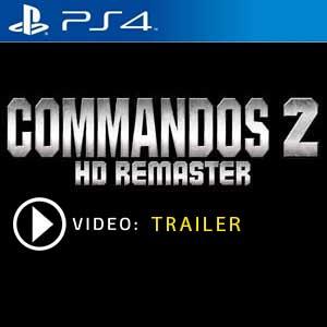Commando 2 HD Remaster PS4 Prices Digital or Box Edition