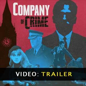 Company of Crime Video Trailer