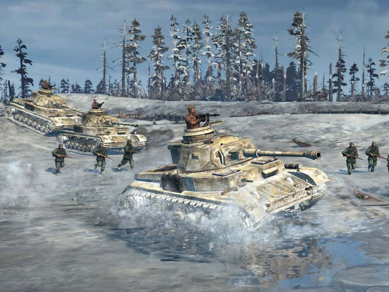 CoH 2 - Soviet Commander: Tank Hunter Tactics Download