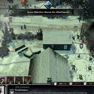 Company of Heroes 2 Ardennes Assault: Rescue the Allied Squads