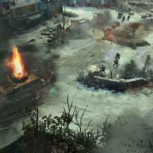 Company of Heroes 2 Ardennes Assault: Battle field