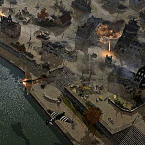 Company of Heroes 2 The British Forces - Aerial Attack