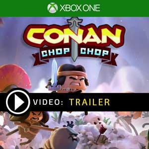 Conan Chop Chop Xbox One Prices Digital or Box Edition