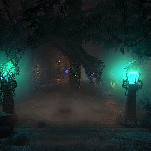 Lovecraft's atmosphere