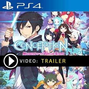 Conception Plus Maidens of The Twelve Stars PS4 Prices Digital or Box Edition