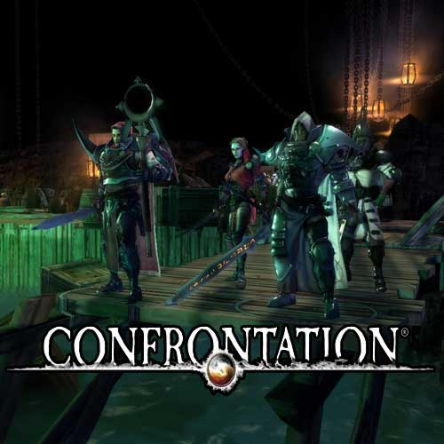 Compare and Buy cd key for digital download Confrontation