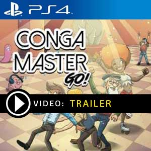 Conga Master Go PS4 Prices Digital or Box Edition