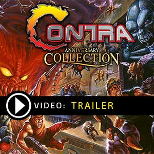 Buy Contra Anniversary Collection CD Key Compare Prices